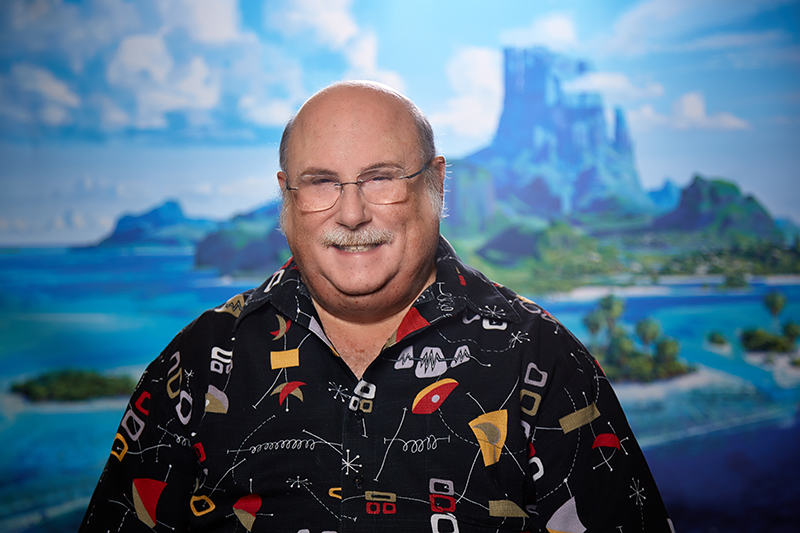 MOANA Eric Goldberg Interview