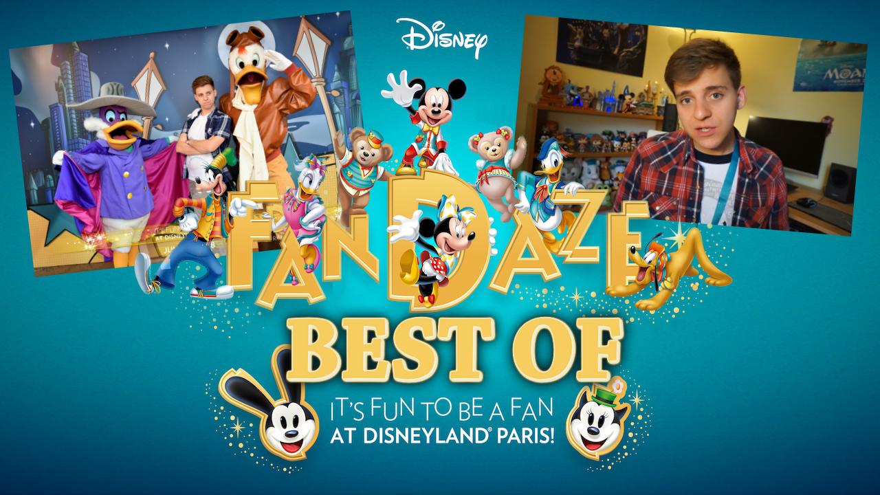 FanDaze Disneyland Paris Best of