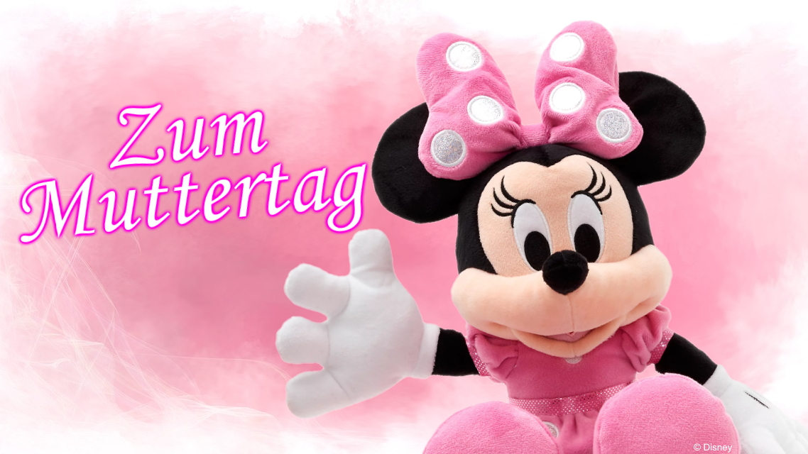Minnie Maus Muttertag