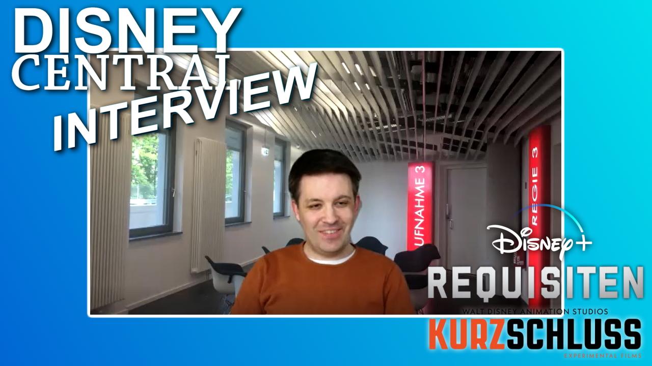 Interview Tobias Jahn Disney+ Requisiten Kurzschluss