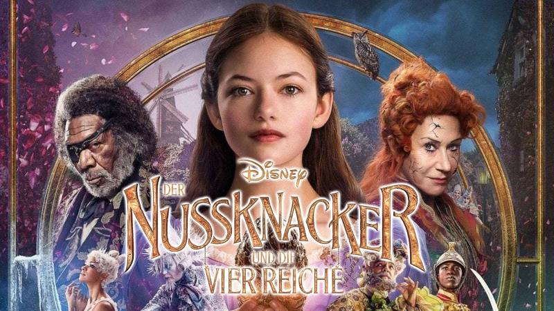 Nussknacker Poster