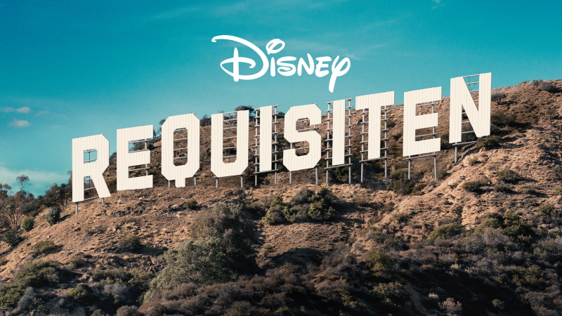 Disneys Requisiten