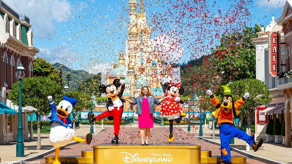 #BelieveInMagic: Hong Kong Disneyland hat offiziell wieder eröffnet!