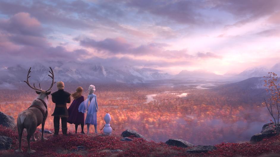 """Die norwegische Inspiration hinter Disneys """"Die Eiskönigin"""""""