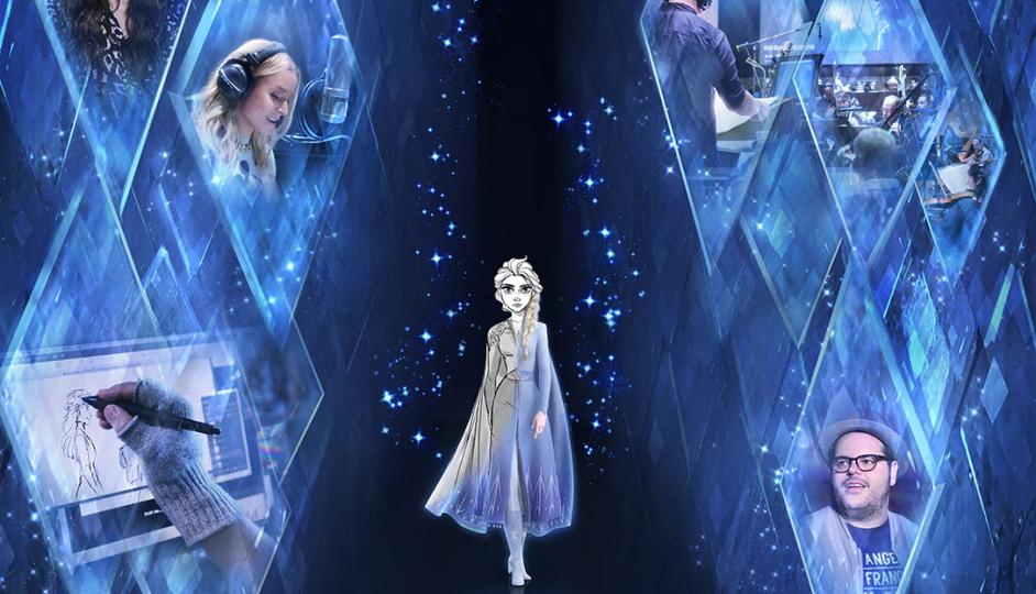 "Rezension zum ""Frozen II""-Making-of: ""Into the Unknown"""