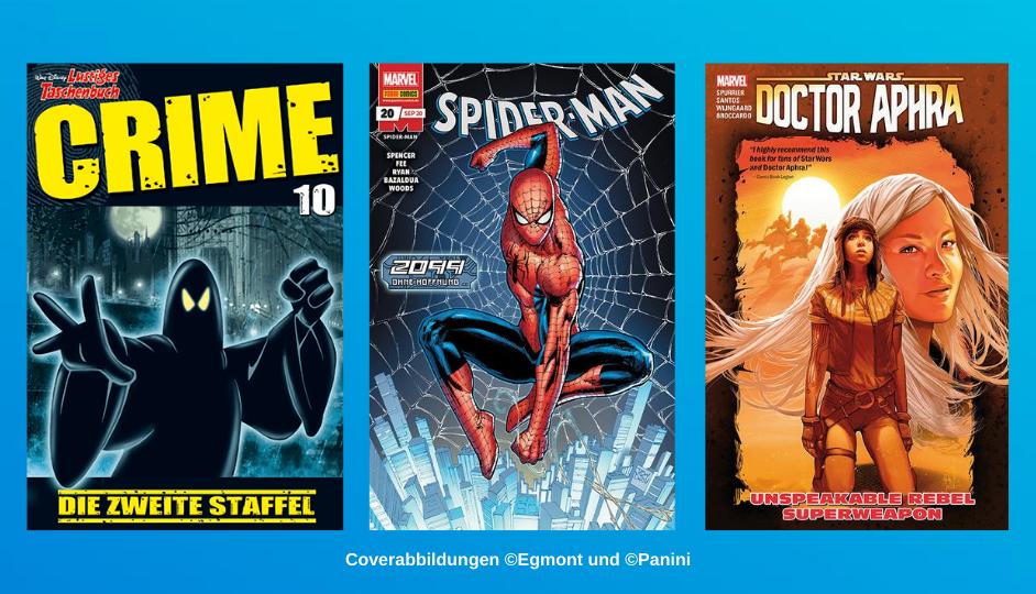 Coverbild Blogbeitrag Comics