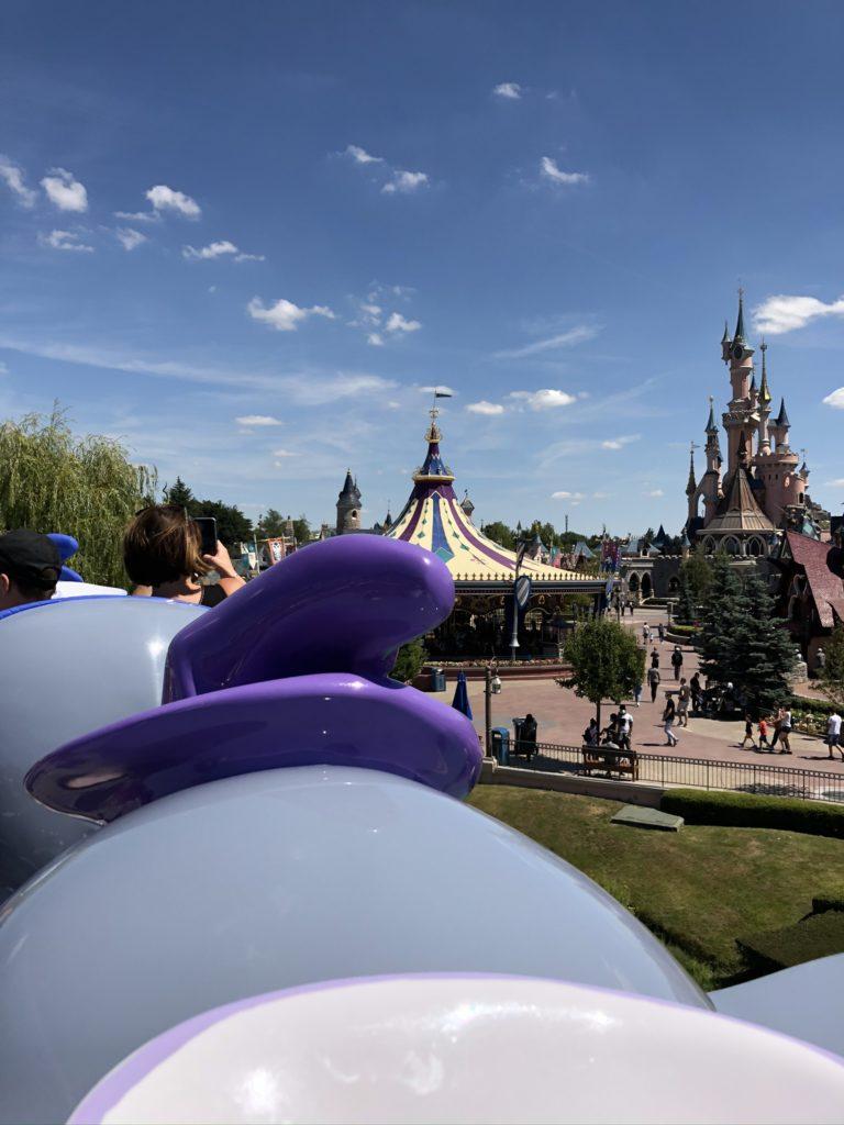 Fantasyland from Dumbo