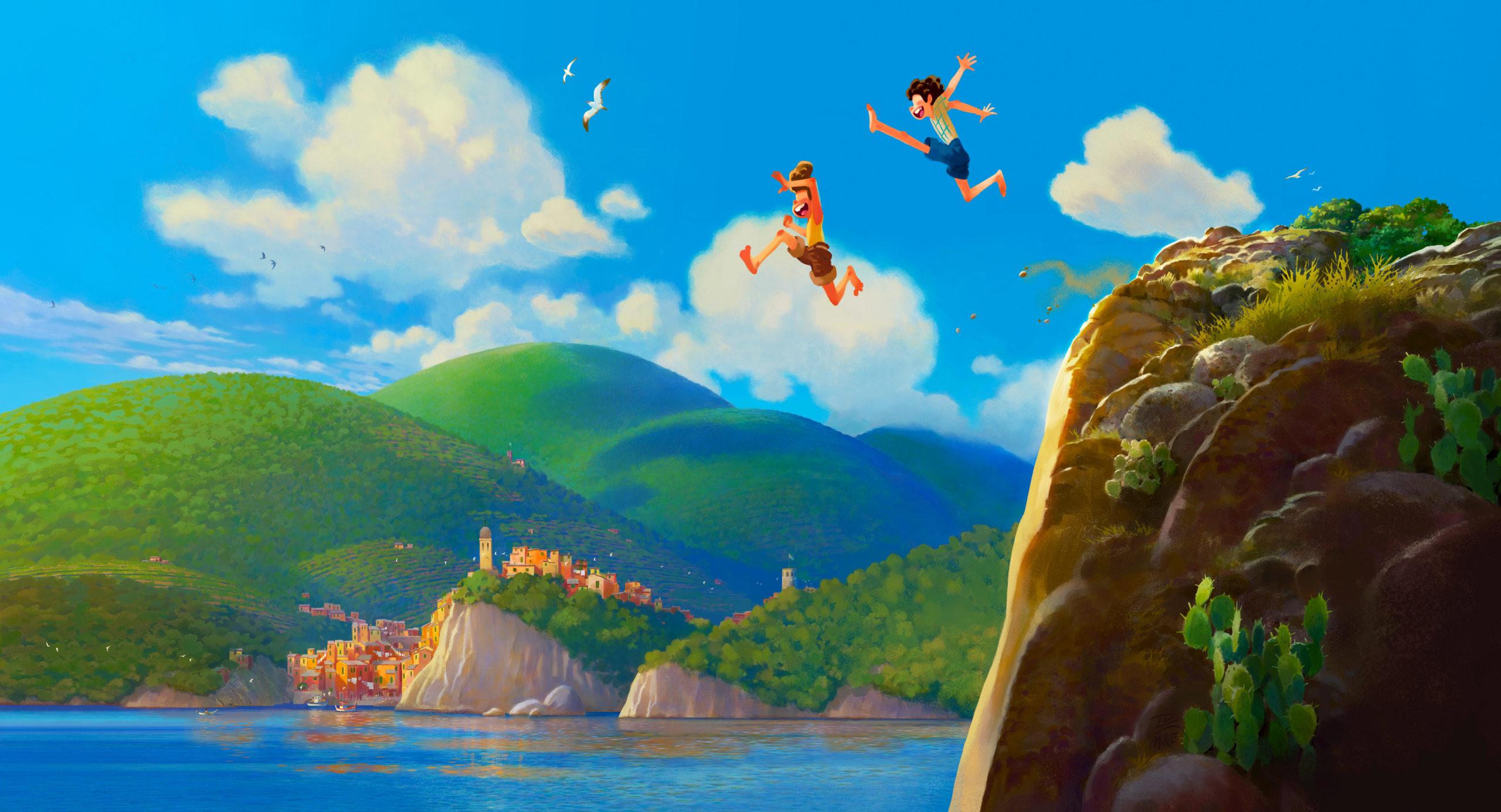 Disney-Pixar's LUCA