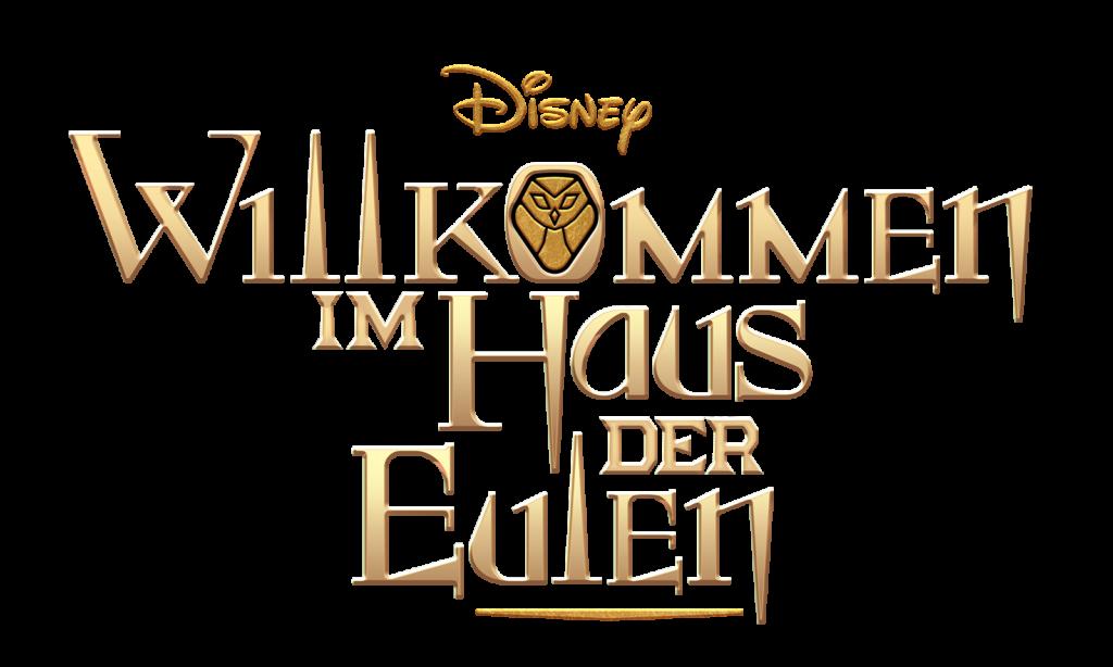 Logo Disney Willkommen im Haus der Eulen