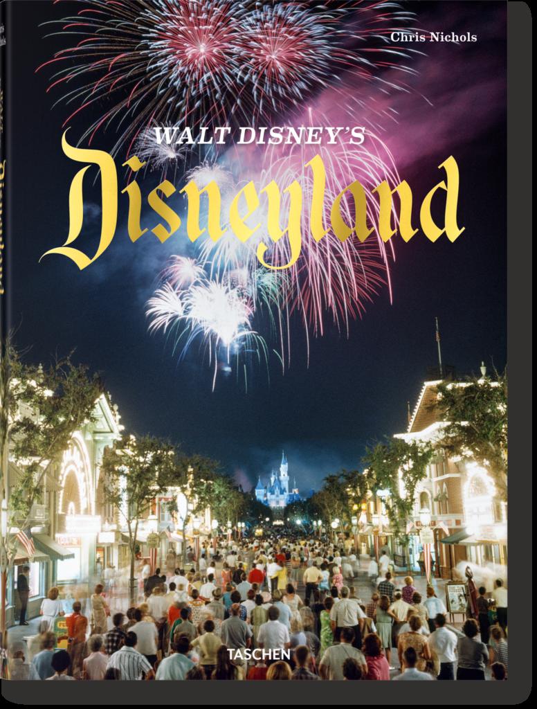 Buchcover von Walt Disney's Disneyland