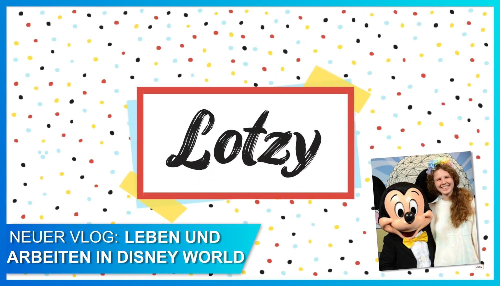 Lotzy's CRP Vlog