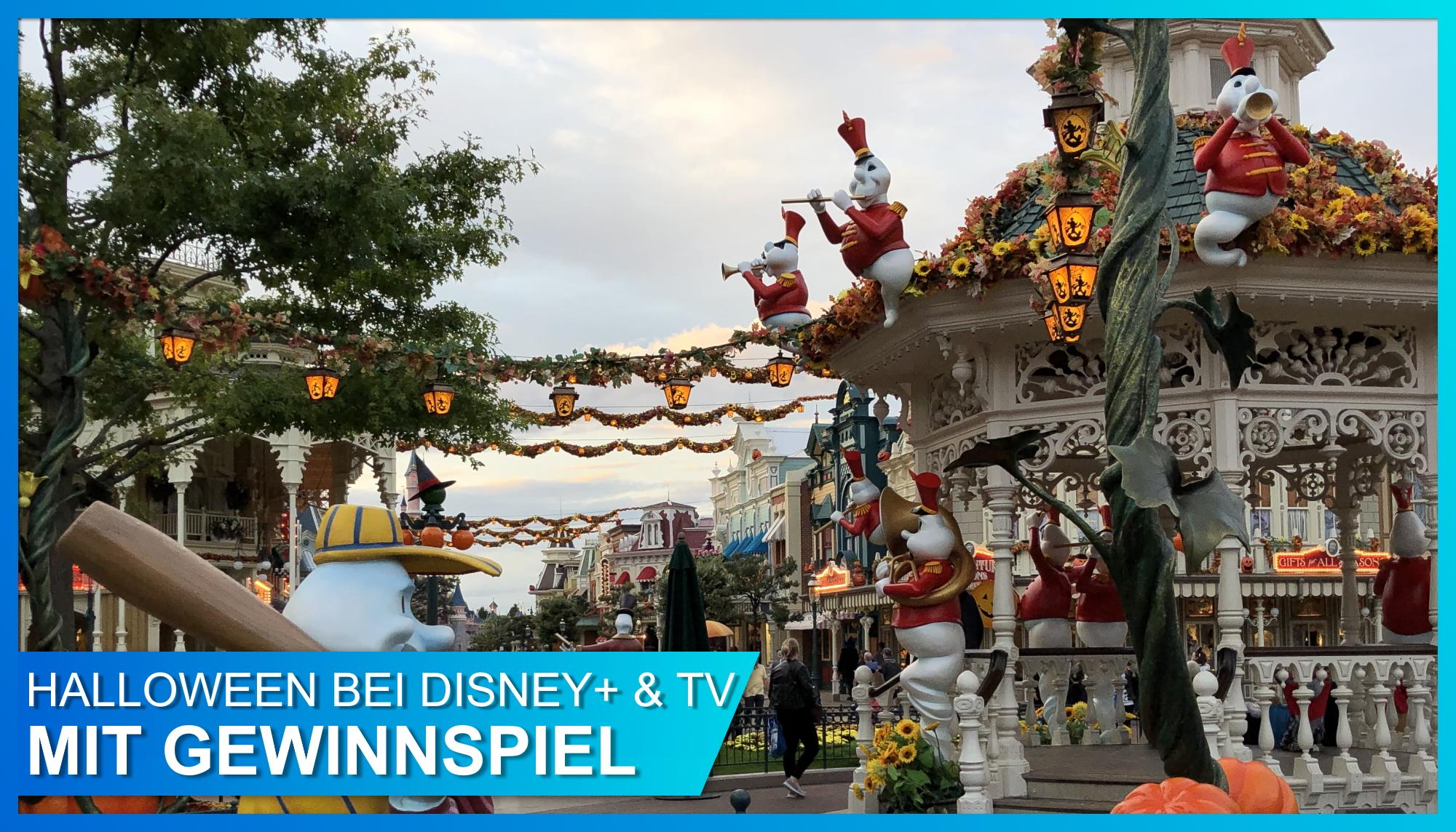 Passend zu Halloween: Gewinnspiel mit den Disney Schurken!