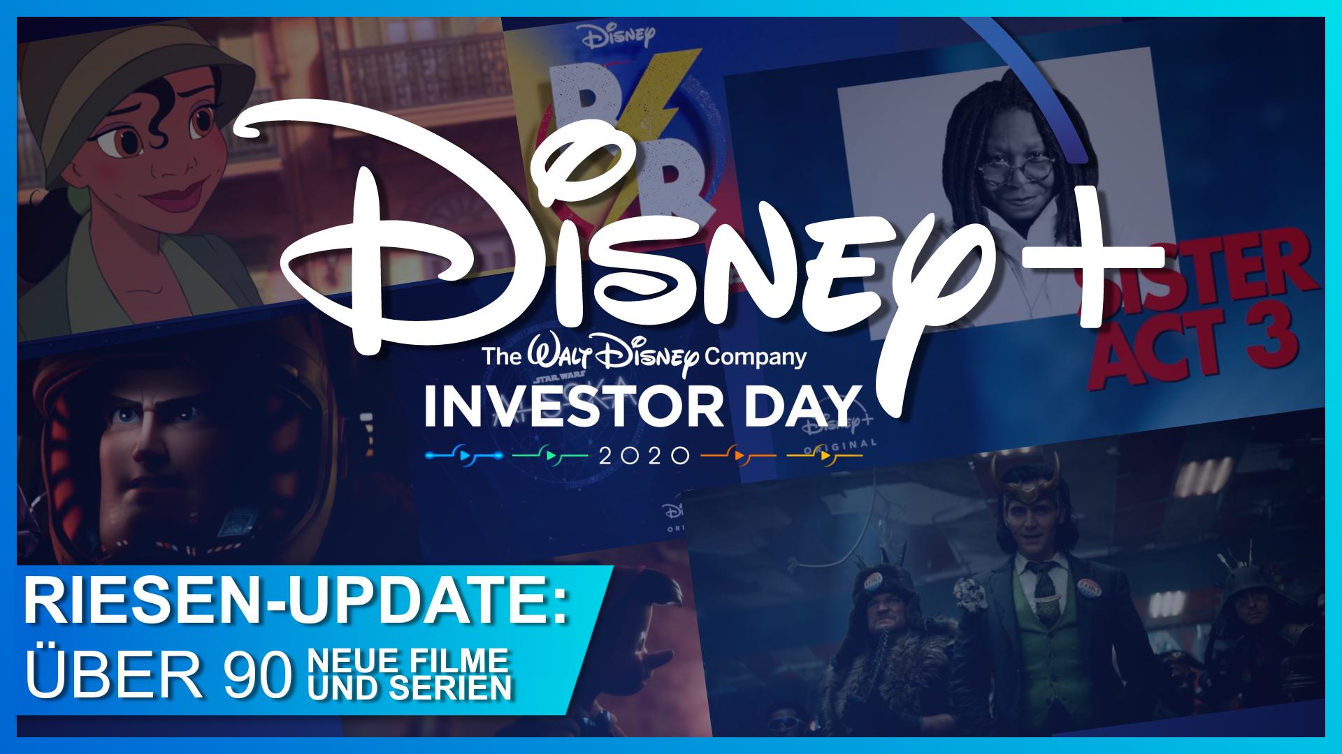 Disney+ News Zusammenfassung 2021