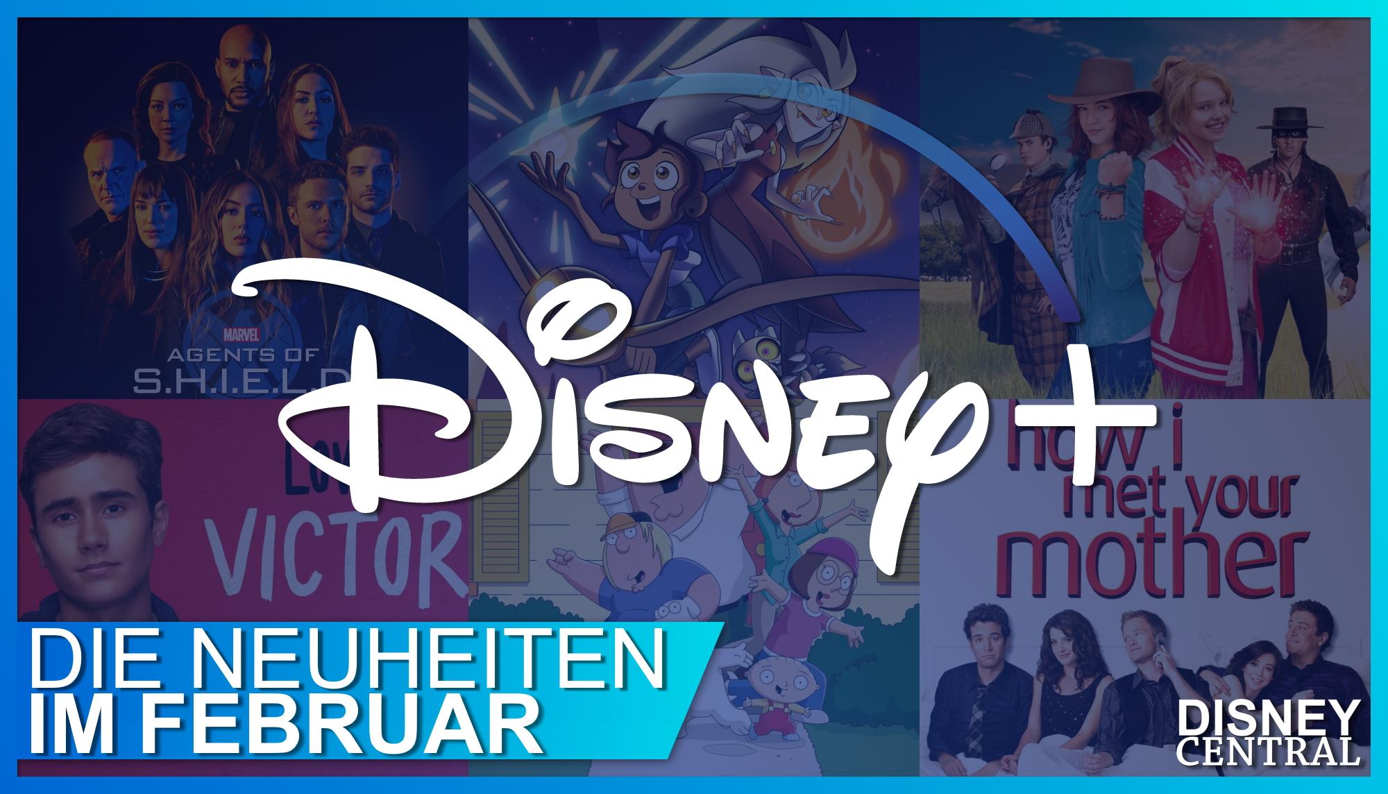 Disney+ Star Neuheiten Februar 2021