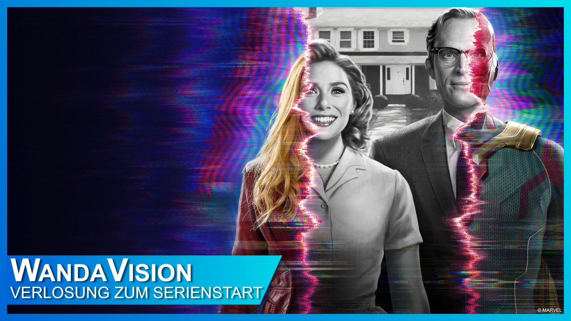 Verlosung zum Start von WandaVision