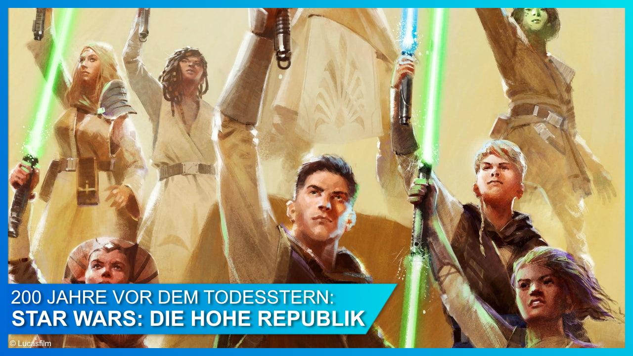Star Wars: Die Hohe Republik
