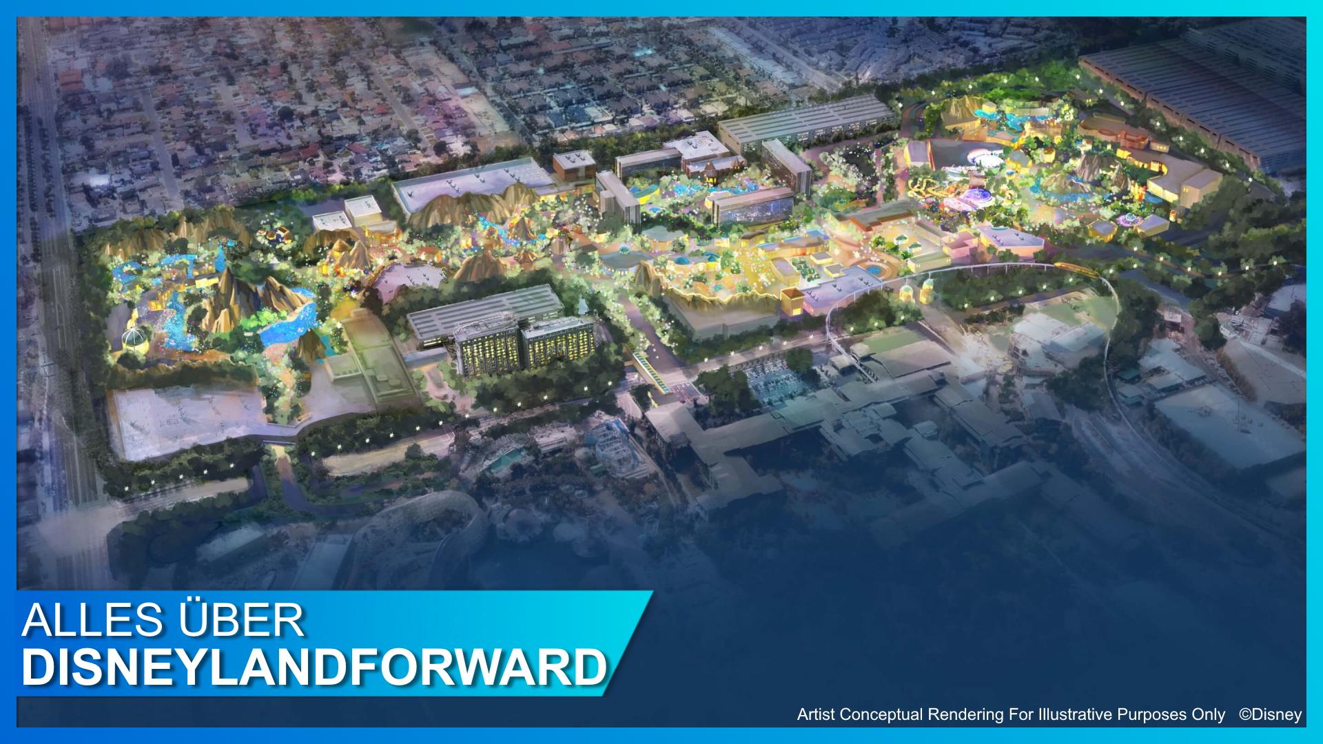 DisneylandForward Rendering