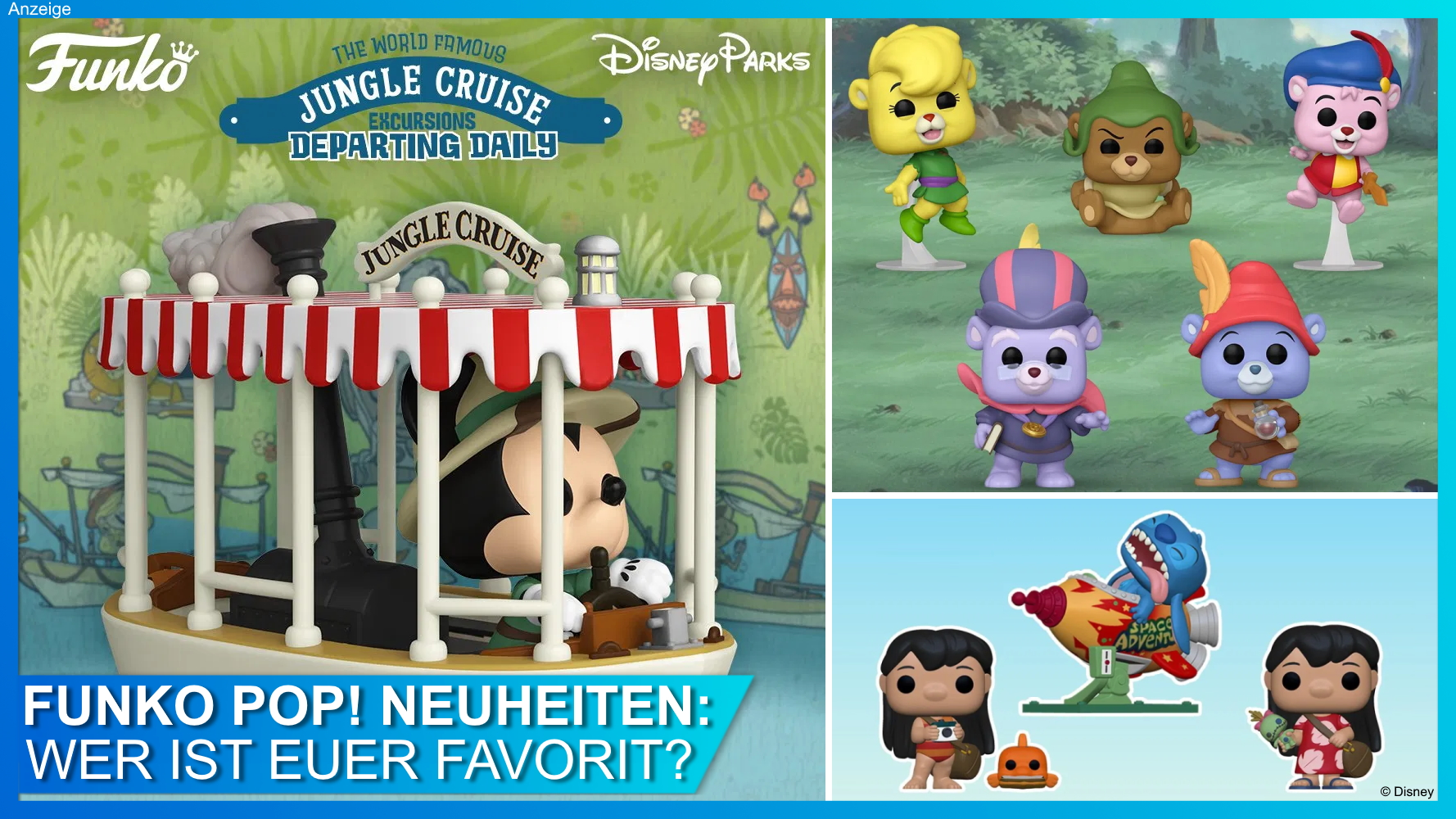 Funko Pop! Disney Neuheiten 2021