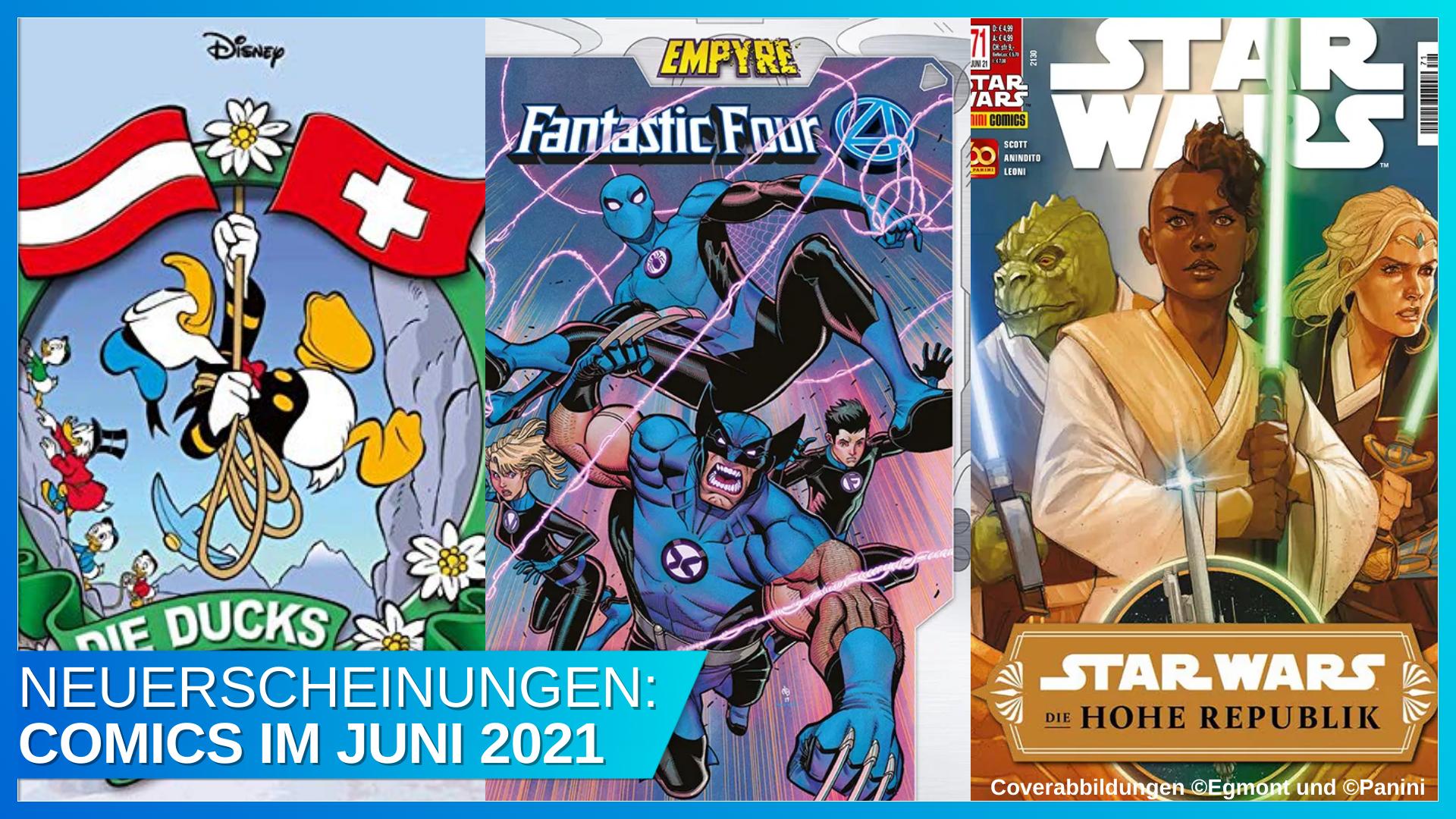 Coverbild Blogbeitrag Comics 06 2021 mit Banner