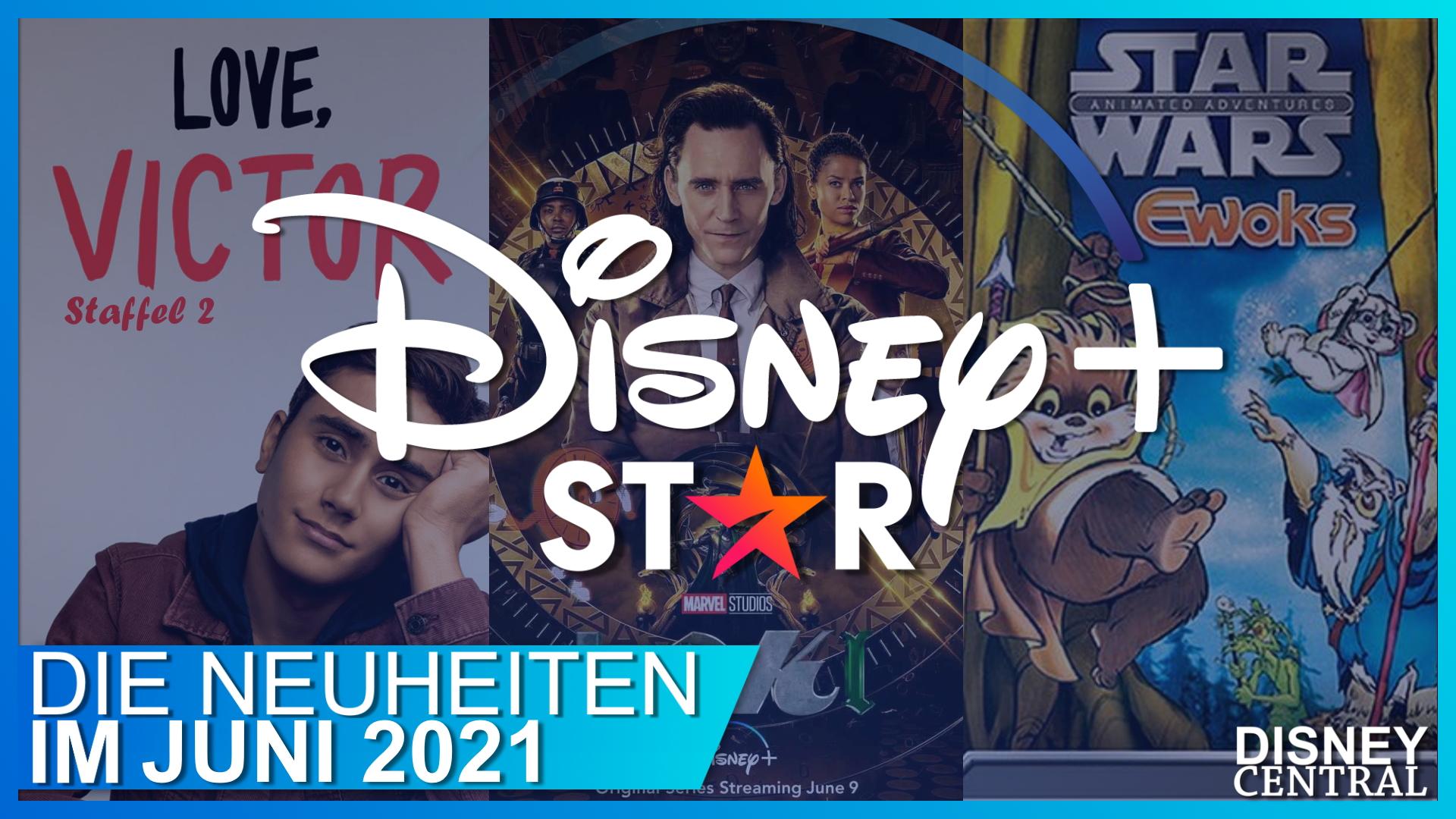 Disney+ Highlights Juni 2021
