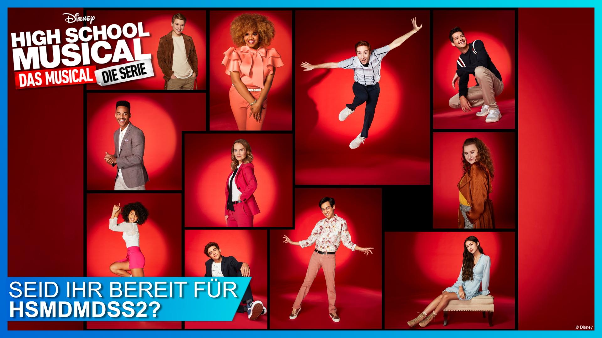 High School Musical: Das Musical: Die Serie - Staffel 2
