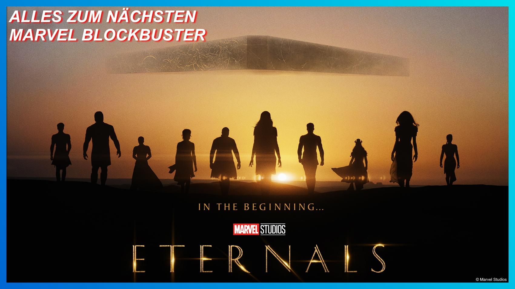 Alles zu Marvel Studios Eternals