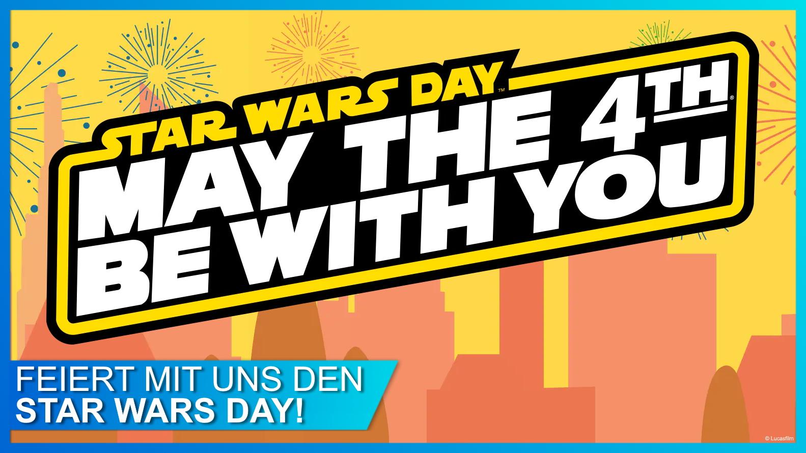 Tb Star Wars Day 2021