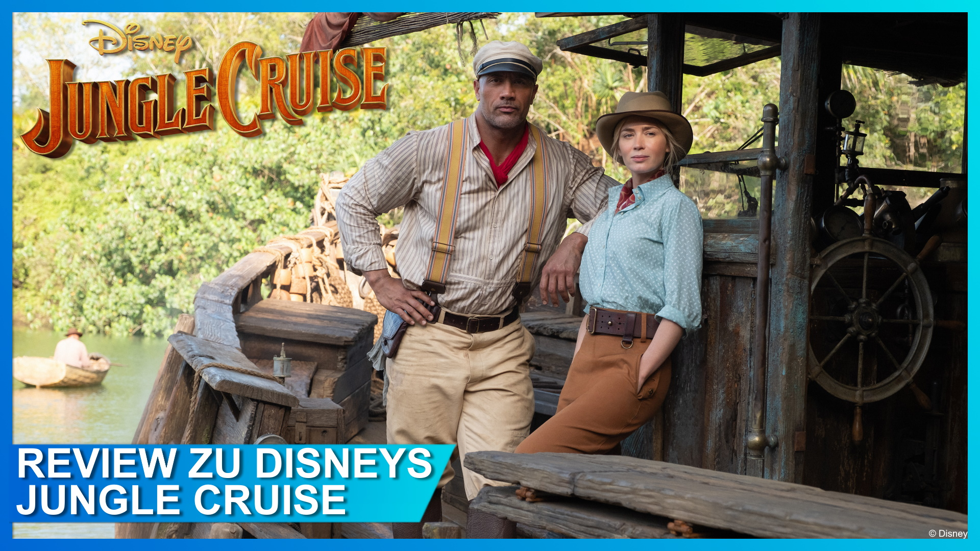 Tb Jungle Cruise Review