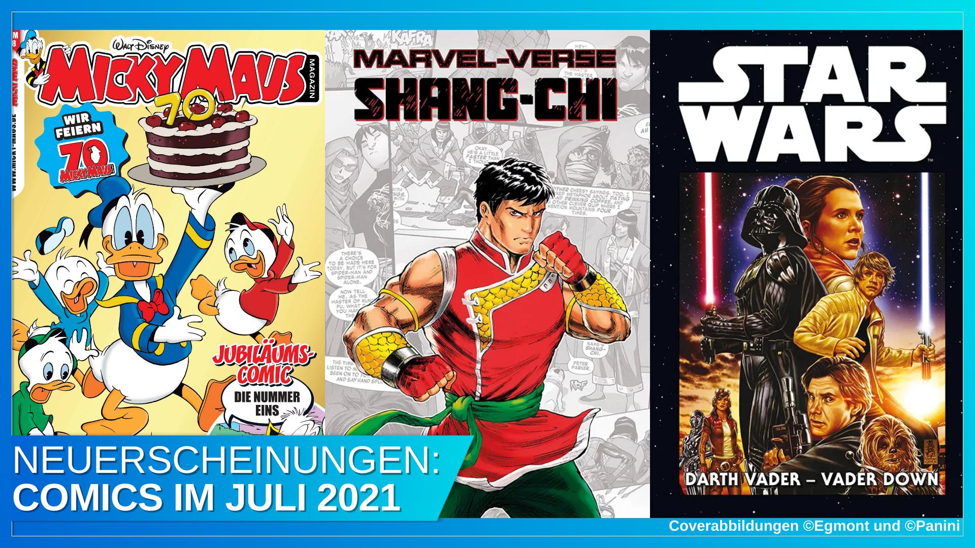 Coverbild Blogbeitrag Comics 08 2021 mit Banner