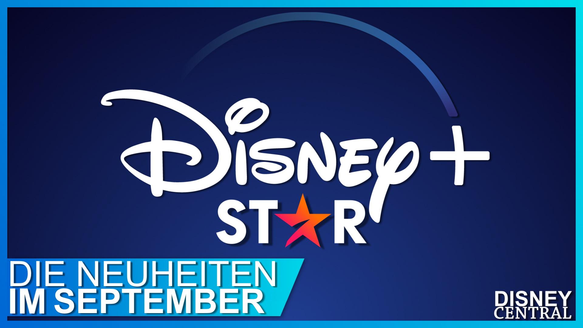 Disney+ Neuheiten im September 2021
