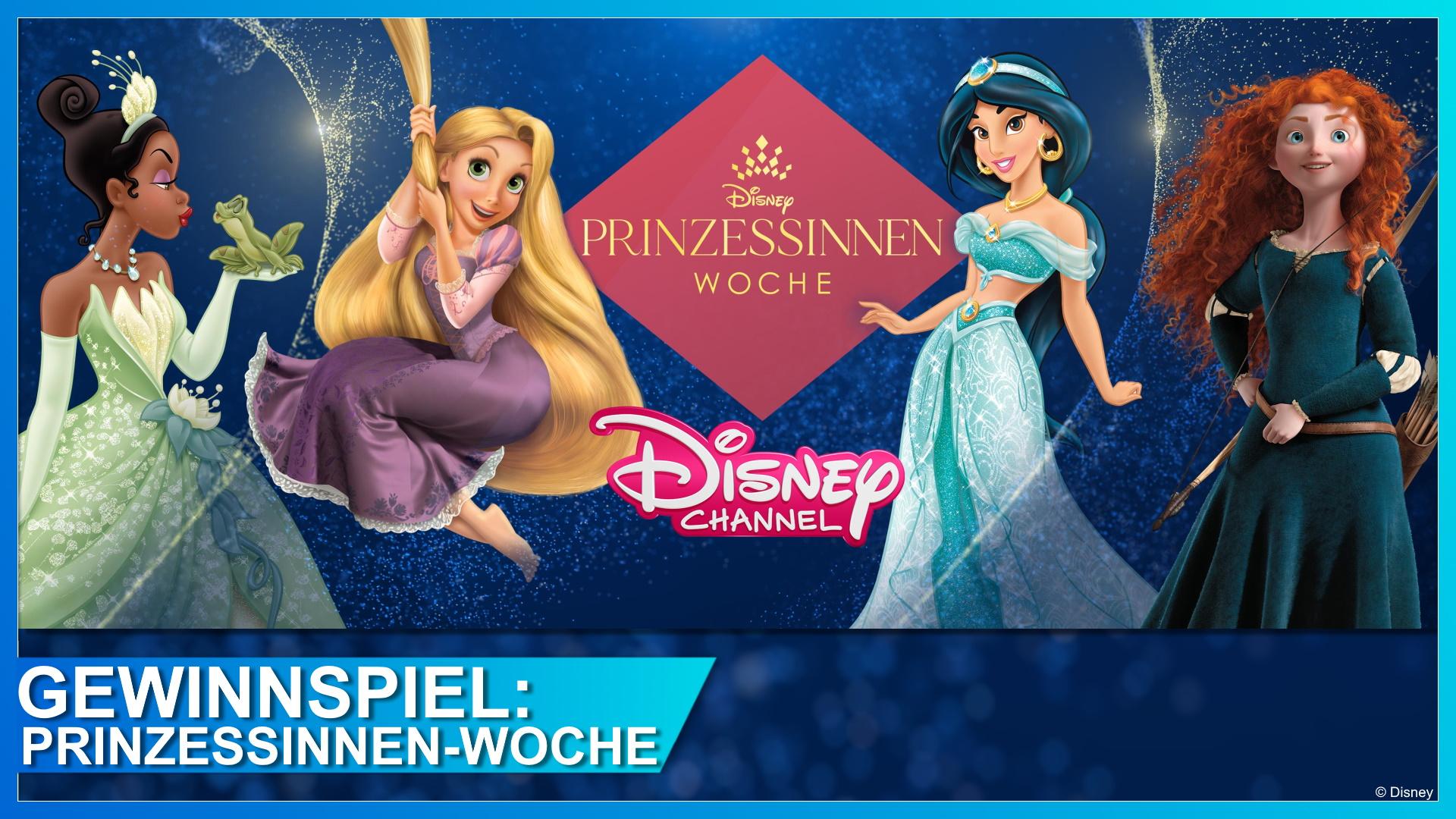 Disney Channel Prinzessinnen-Woche