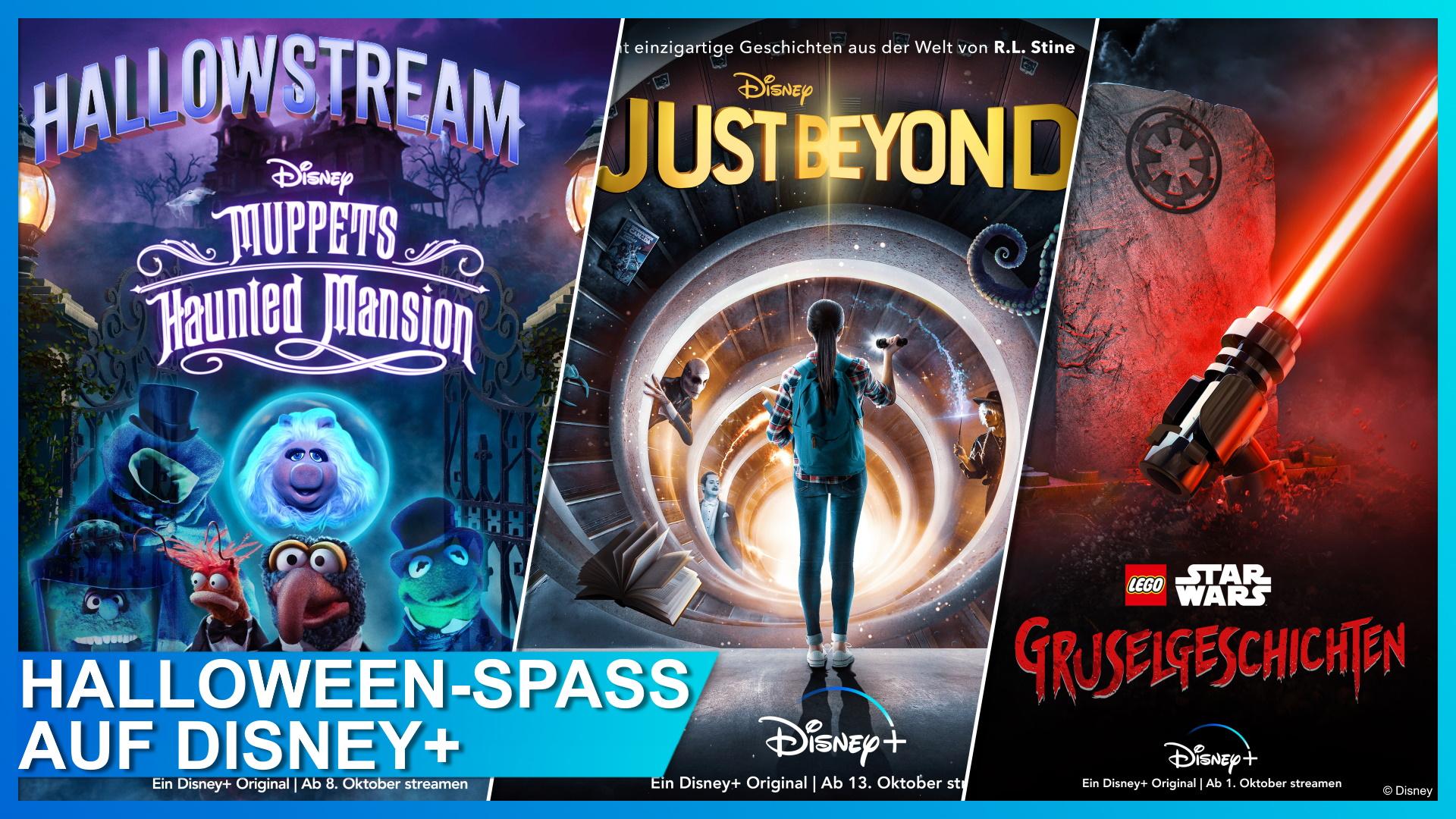 Disney+ Hallowstream 2021