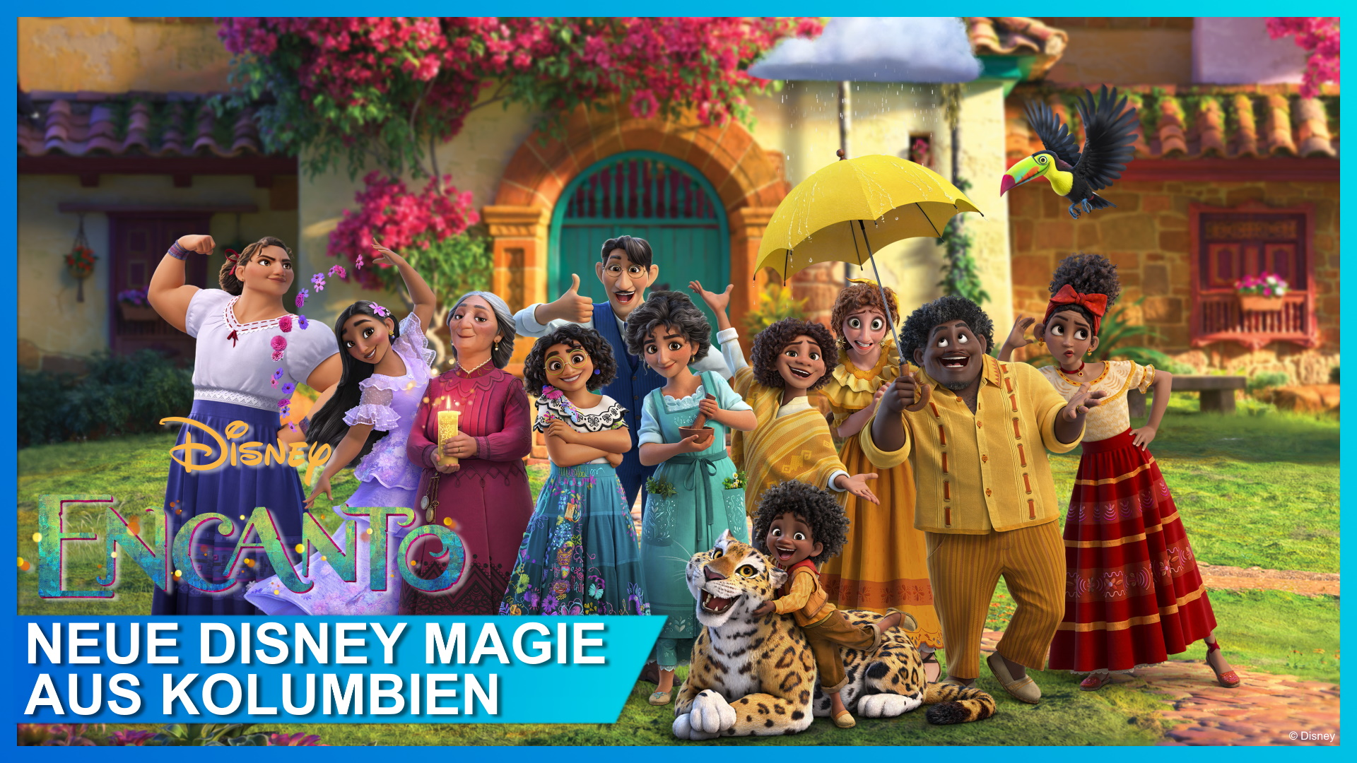 Disney Animation Studios' Encanto