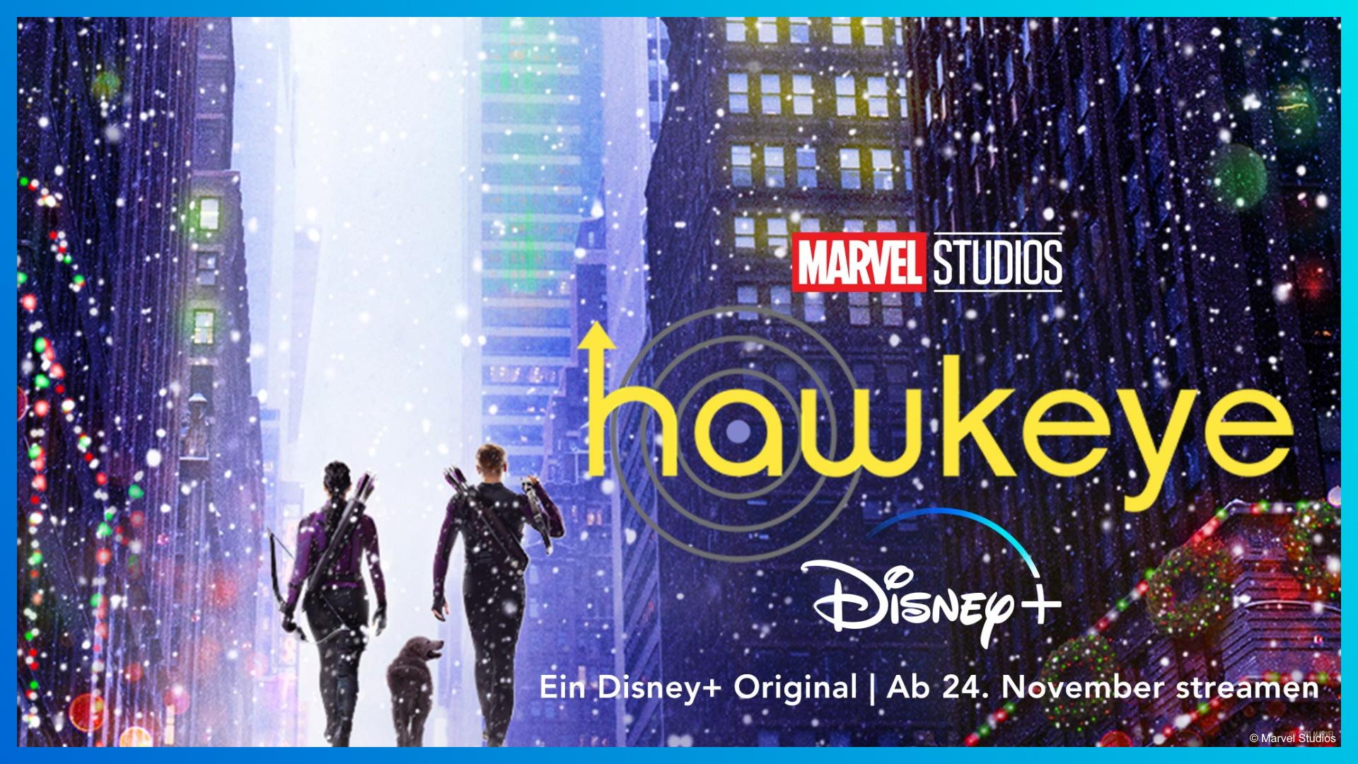 Marvel Studios Hawkeye